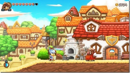 Download Monster Boy And The Cursed Kingdom Game 100% working