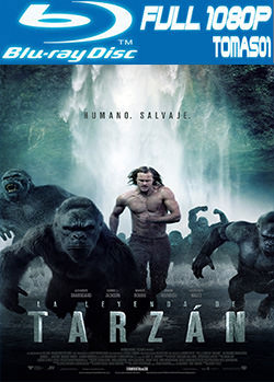 La leyenda de Tarzán (2016) BRRip Full 1080p