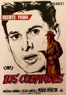 Los cobardes (1959) Drama con Vicente Parra
