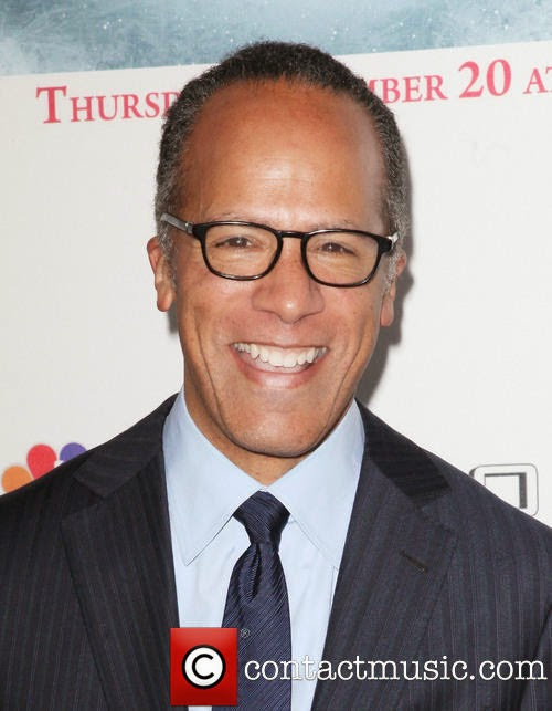 The Meredith Vieira Show and NBC Nightly News With Lester Holt.