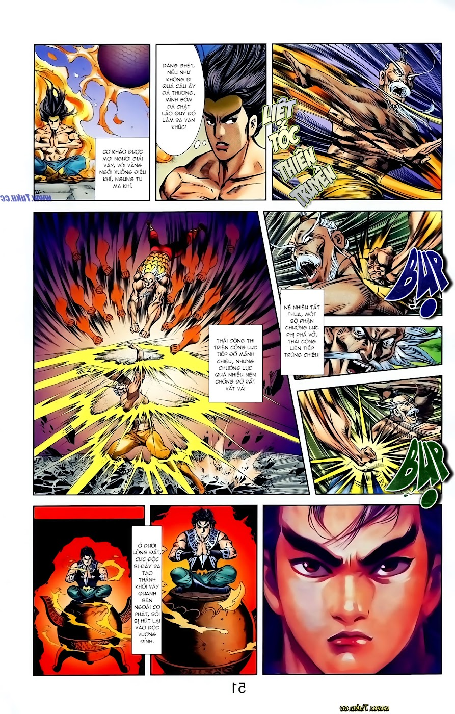 Cơ Phát Khai Chu Bản chapter 117 trang 10