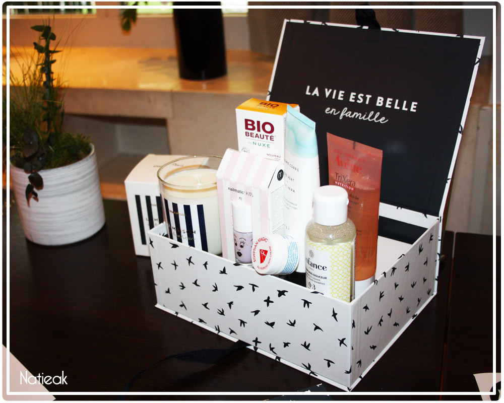 Box beauté dePrescription Lab