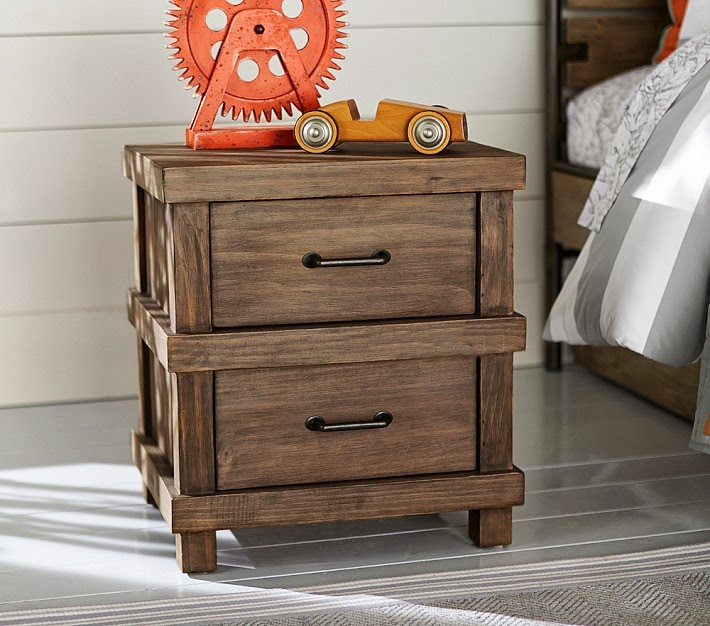 pottery barn owen nightstand
