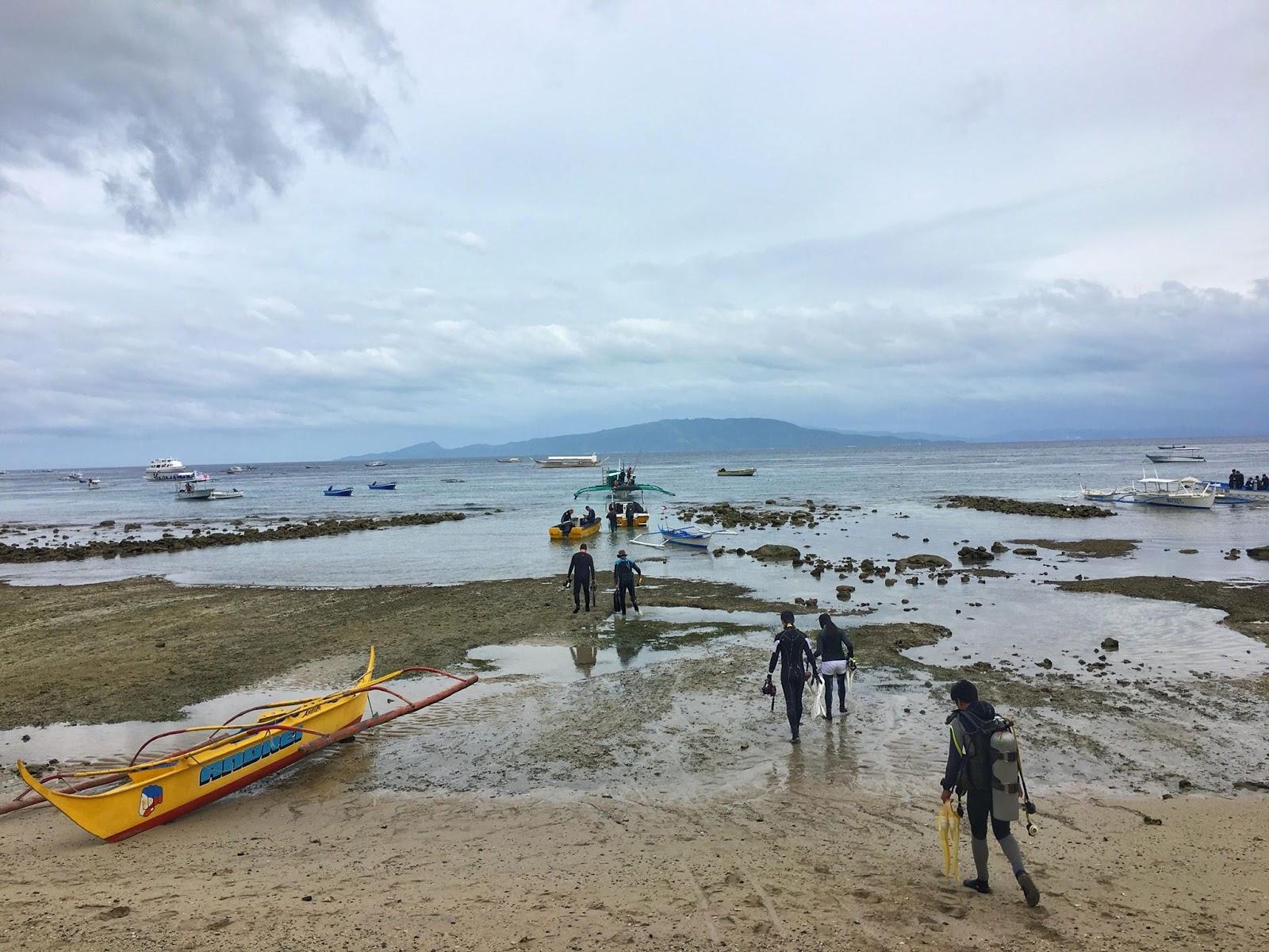 muelle bay puerto galera travel guide