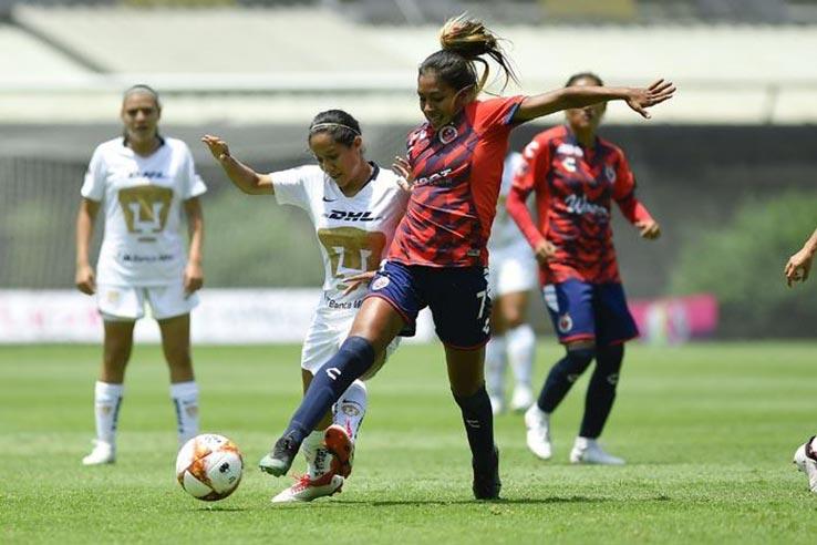 e21f83957cf White   Pink Nike Pumas UNAM 18-19 Women s Home Kit Revealed - Footy ...