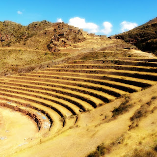 Pisac: Terraços Agrícolas