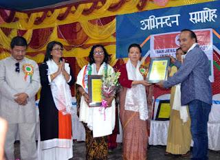 Rajen Mukhia, Shanta chhetri, Sardha Rai subba, Pradeep Pradhan in Mungpoo