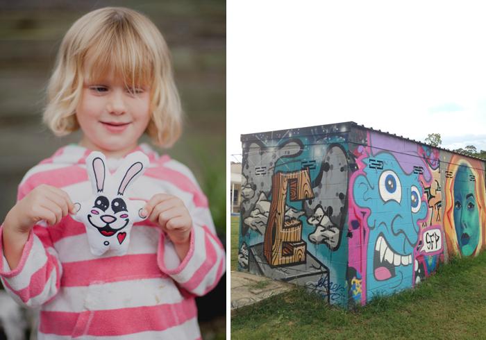 australian graff artist