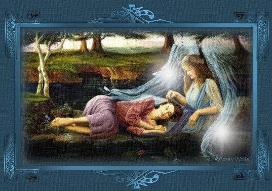 Significado de Soñar con ángeles