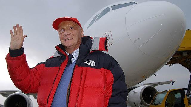 Who is Niki Lauda?