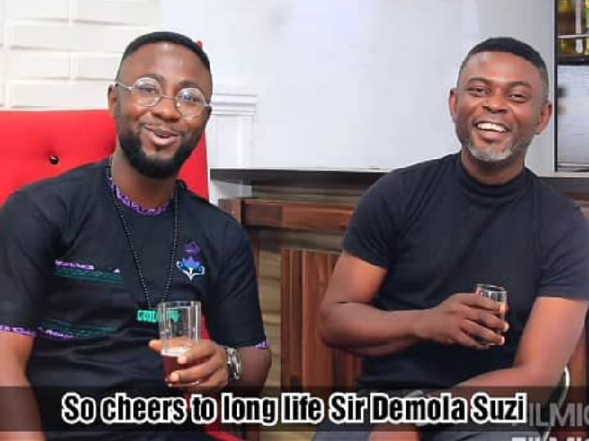 [Music] Sir Demola Suzi SDS @40 - CoolGBM