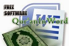 Qur'an in Ms Word 2003, 2007, 2010, 2013 Versi 2.2 Update 2015