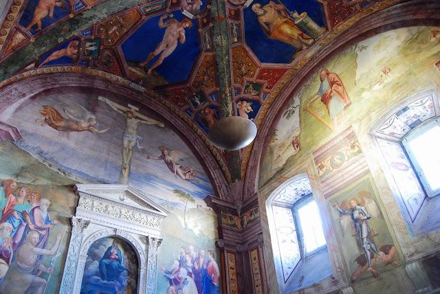 cathédrale de Spolète