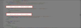 Repérer la balise et ajouter un code XML après la balise