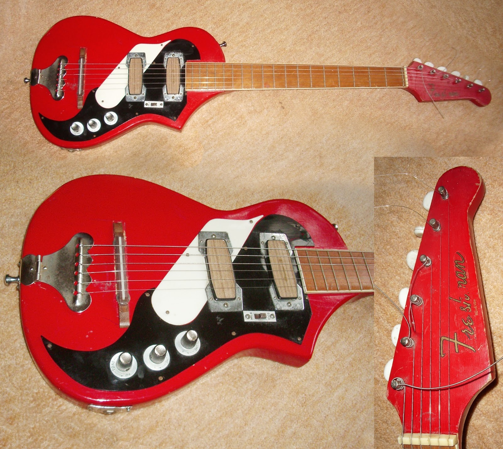 Freshman guitar