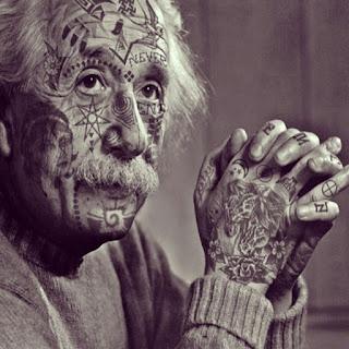 tatuando el pasado 3 albert einstein