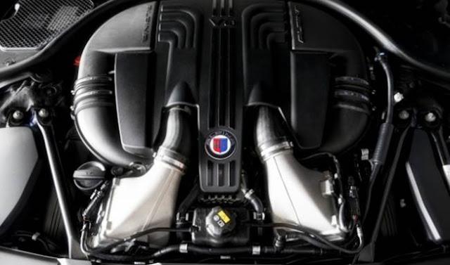 2018 BMW Alpina B7 Specs