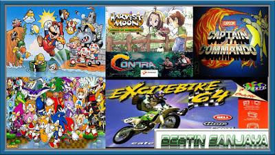 Game PS1 legenda