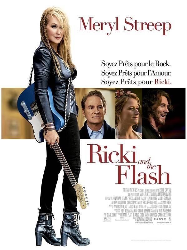 Ricki and the Flash คุณแม่ขาร็อค [HD][พากย์ไทย]