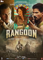 Rangoon 2017 Full Hindi Movie 720p BluRay x264 ESubs Download
