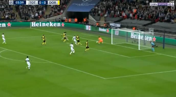 فيديو : توتنهام يفوز على بوروسيا دورتموند بثلاثية مقابل هدف الاربعاء 13-09-2017 دوري أبطال أوروبا