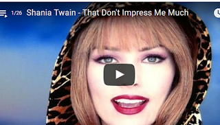 imagen Shania Twain - That Don't Impress Me Much