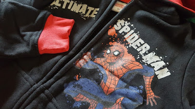 Lamaloli children's Spiderman clothing review