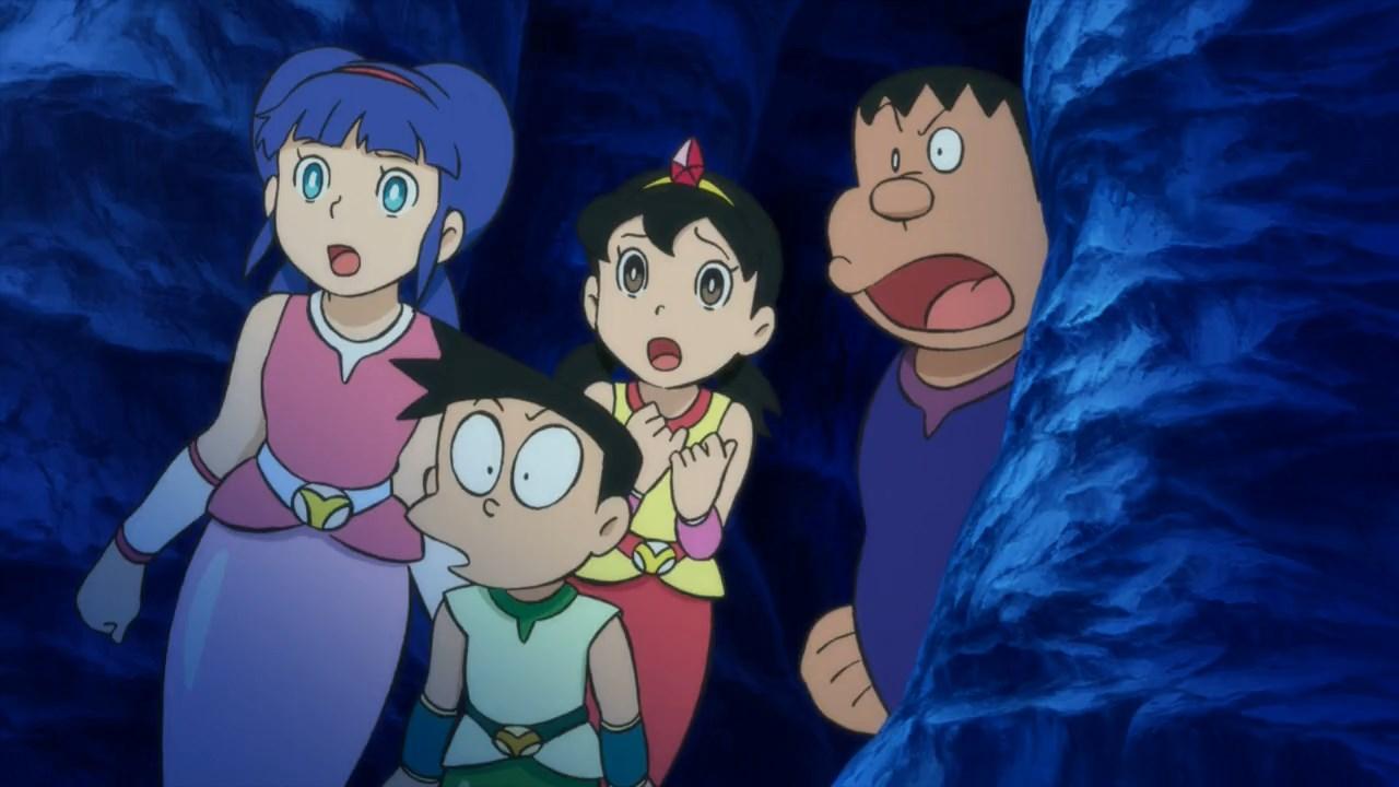 Doraemon The Movie Nobita Aur Ek Jalpari Full Movie In HINDI [HD 720p] (2010) - Toons In Hindi HD