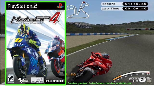 Game Balap Motor PS2 Yang Bikin Adrenalin Terpacu Kencang!