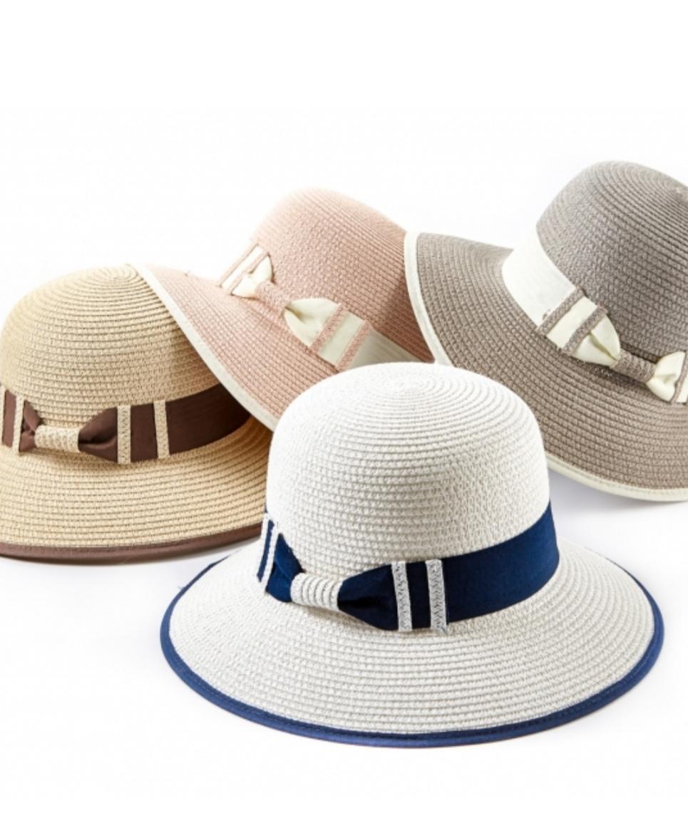 Cappelli di paglia accessori moda per l' estate da Donna ...