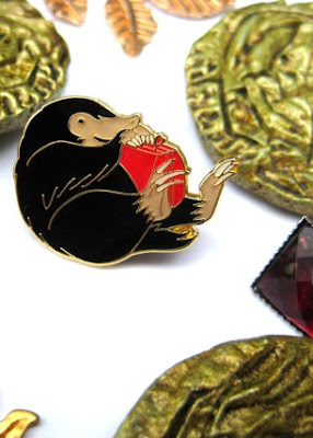 Fantastic Beasts Niffler Pin