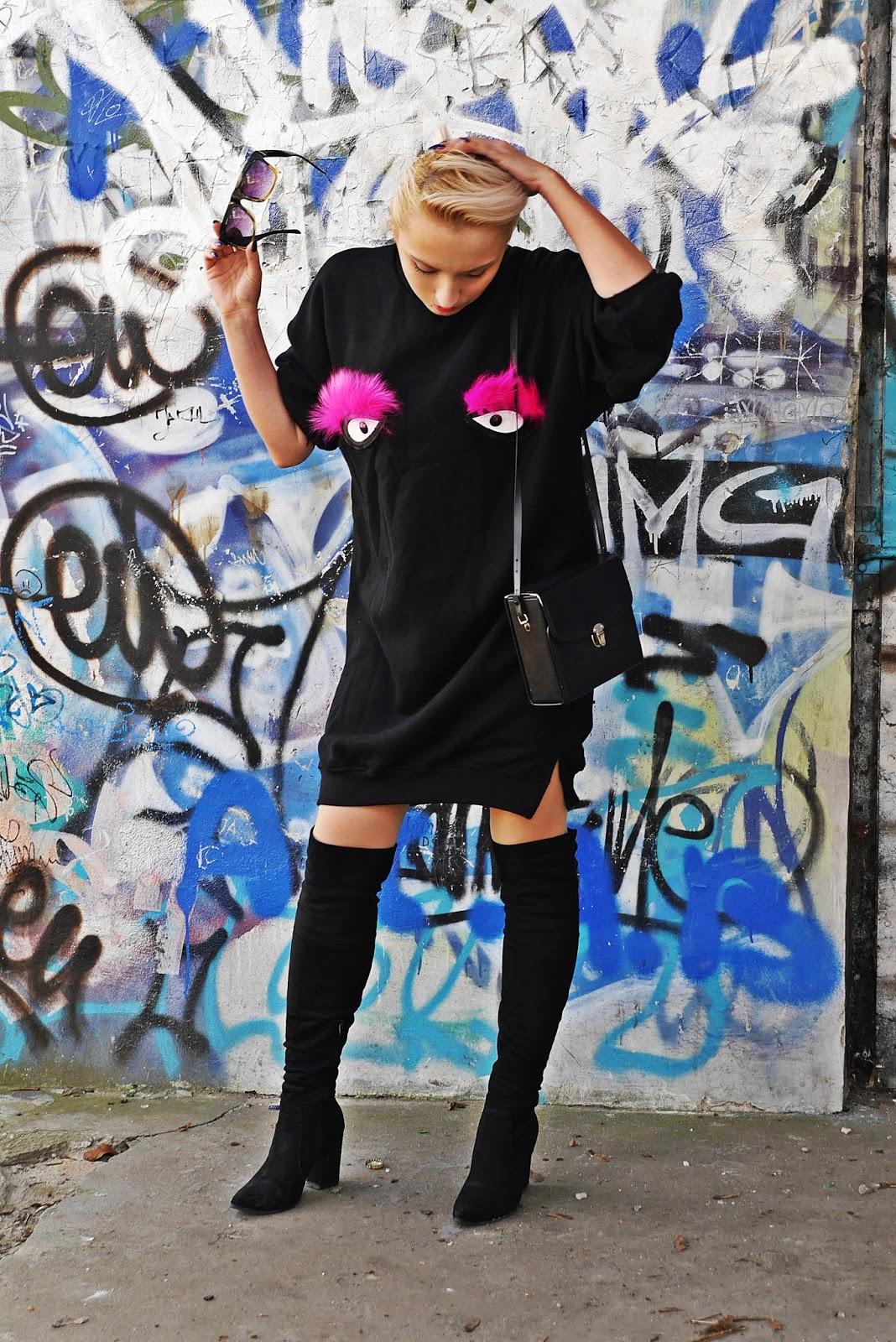 czarna_dluga_bluza_sukienka_oczy_karyn_blog_modowy_090217ac