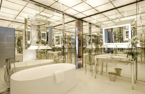 Kamar Mandi Hotel termewah di dunia