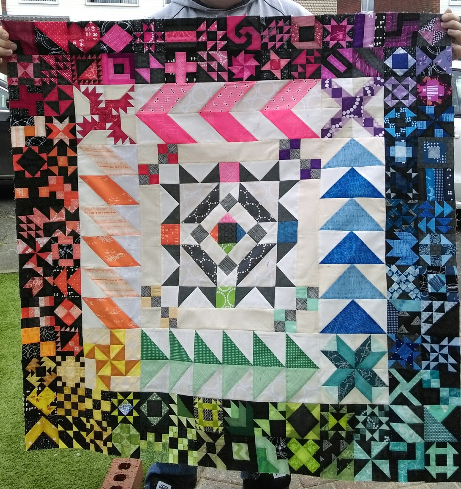 Jennie s Threads: 365 Quilt Challenge [Progress]