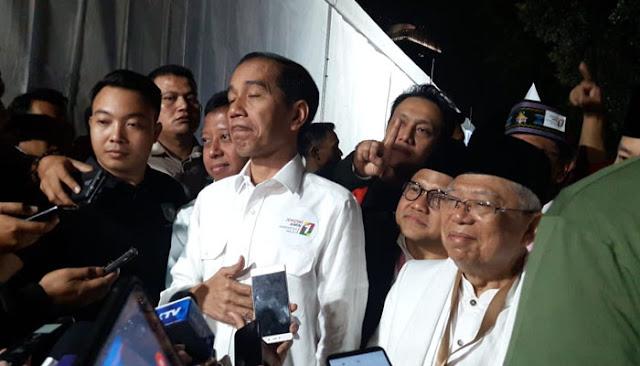 Jokowi: Jangan Teriak di Pasar Harga Mahal, Nanti...