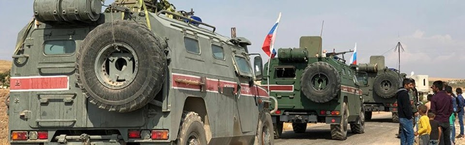 При підриві автоколони у Сирії загинув російський генерал