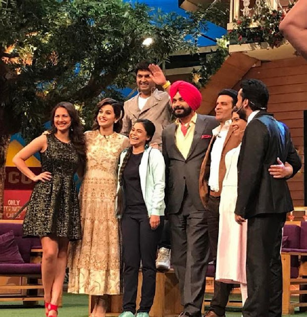 The Kapil Sharma Show Cast