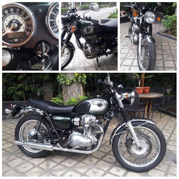 Harga Kawasaki W800 Bekas Hobbiesxstyle