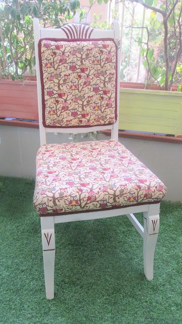 IMG 0141 - למכירה כסא עתיק משופץ