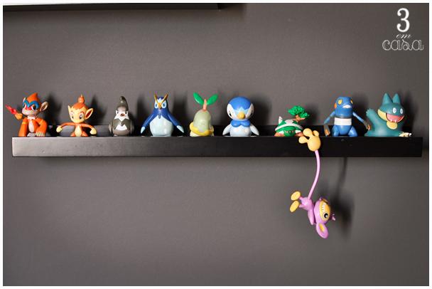 bonecos na decor