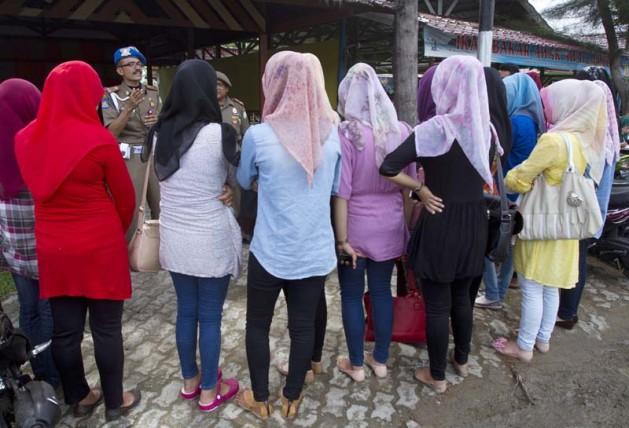 42 Orang Terjaring Razia Celana Ketat di Aceh