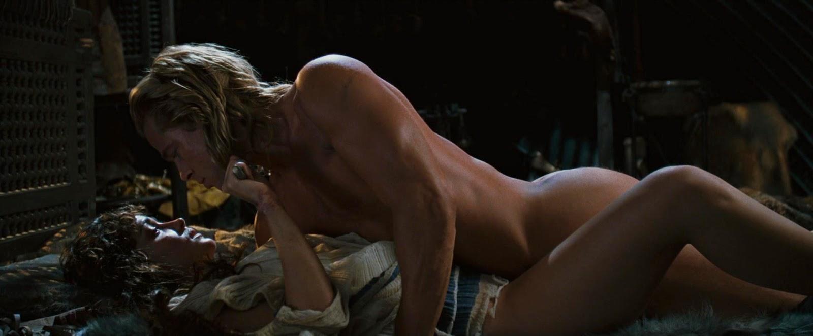 Troy topless scene, leah jaye naked