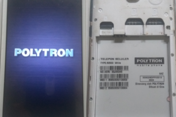 Cara Flash Polytron R3500/R3450 tested