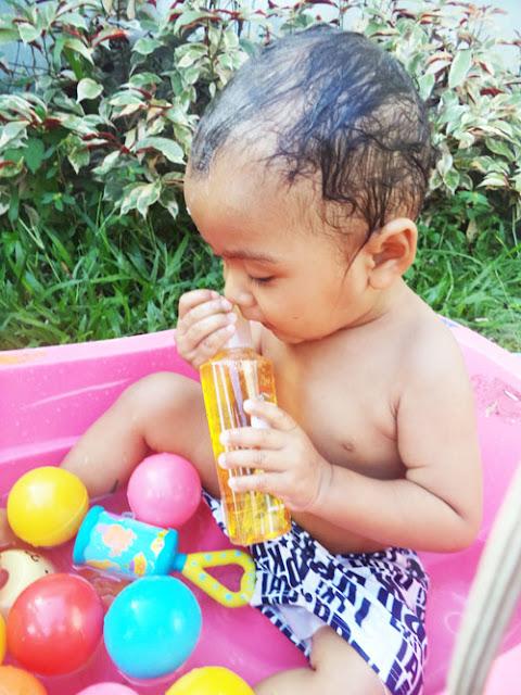 Review Bambi Hair & Body Bath dan Bambi Lotion Anti Nyamuk untuk Bayi dan Balita