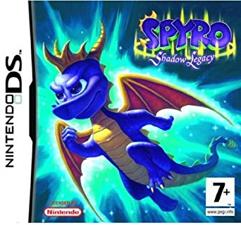 ROMs - Spyro - Shadow Legacy - NDS - Download