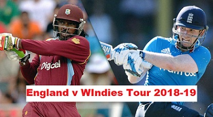England Tour of West Indies 2019 Fixtures: Full Schedule, dates, Venues & Timings.