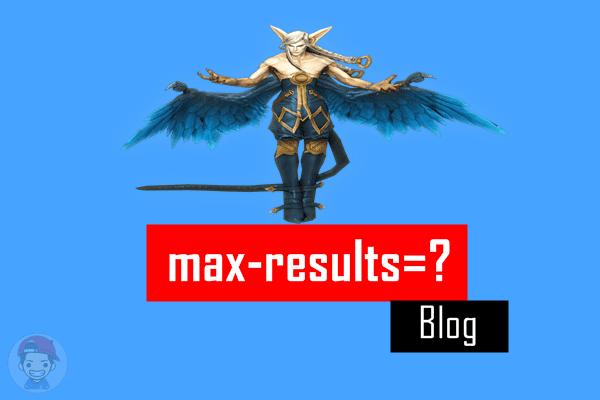 Tips Membatasi Jumlah Post di Halaman Pencarian Blog