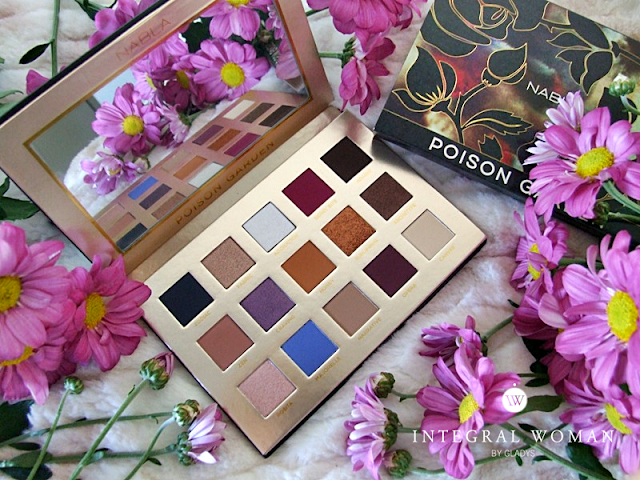 Poison Bargen Palette Nabla Cosmetics Integral Woman by Gladys_02