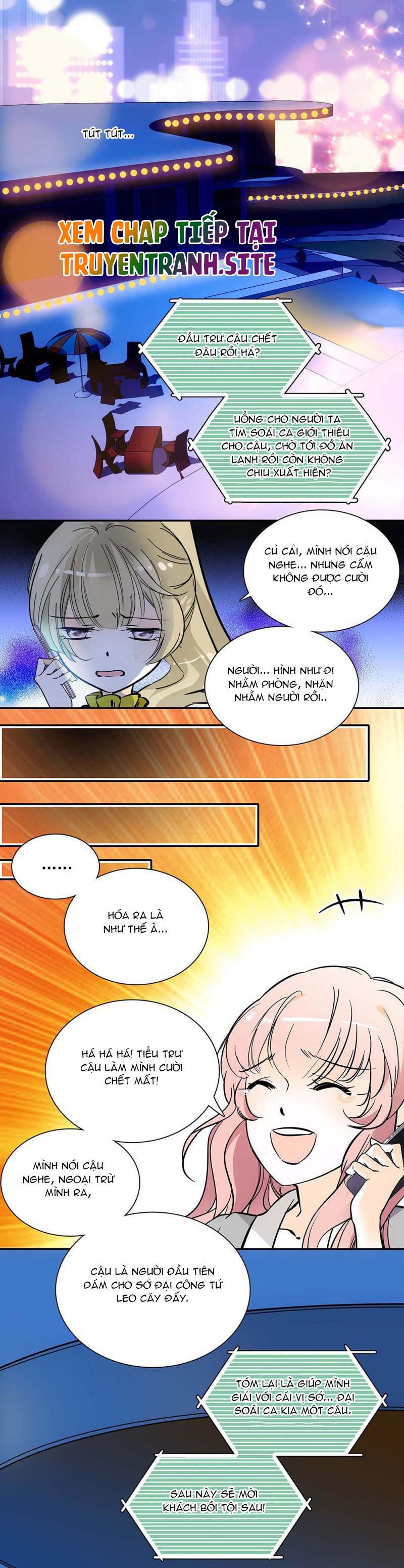 Tịch Nhan Hoa Nở Chỉ Vì Em Chap 4