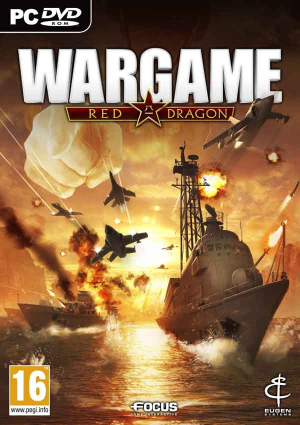 Wargame Red Dragon Download Cover Free Game